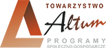 Projekt Towarzystwa ALTUM Programy Społeczno-Gospodarcze
